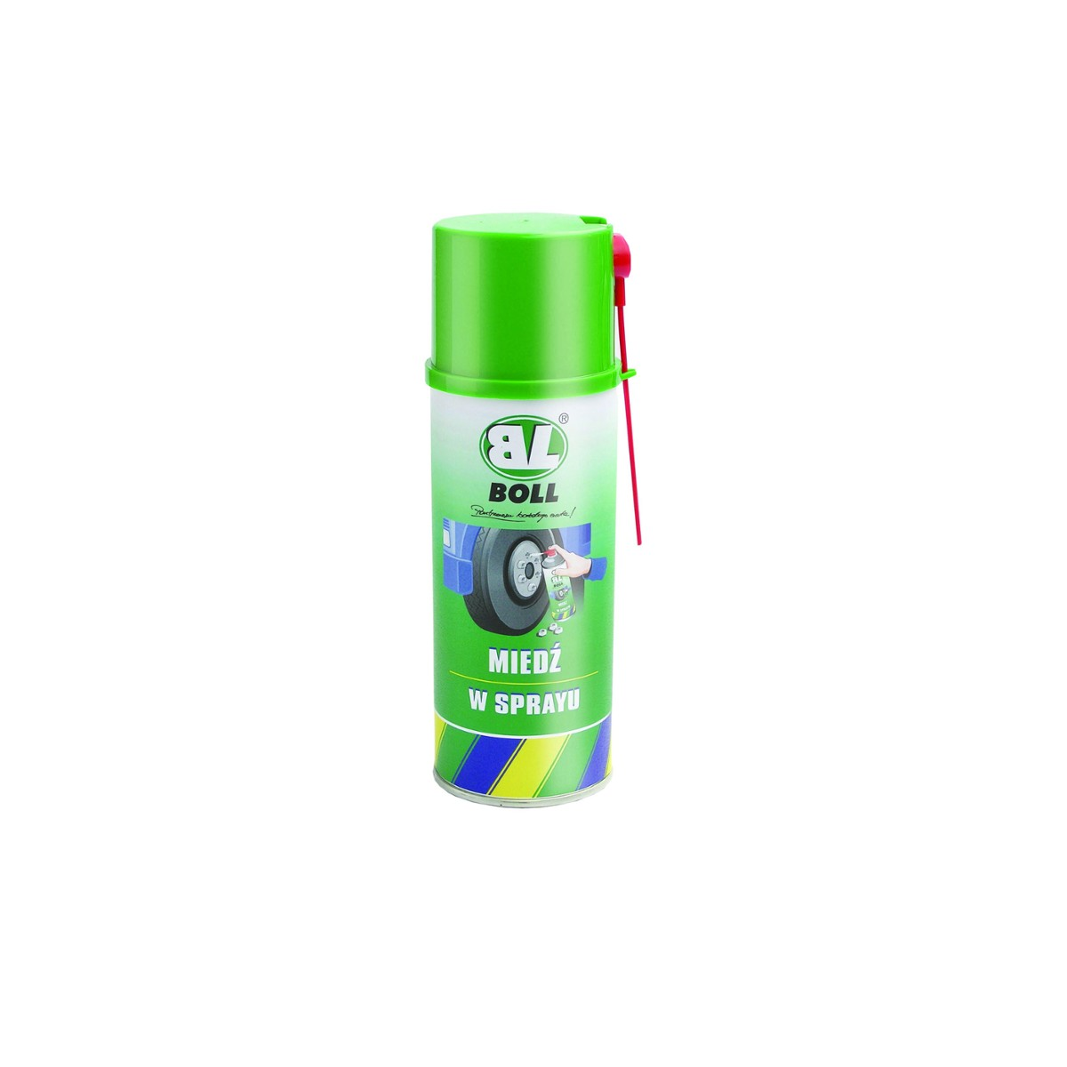 BOLL miedź - spray 400ml