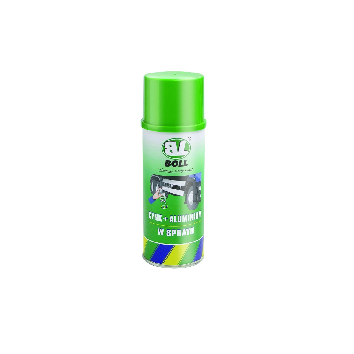 BOLL Cynk + aluminium - spray 400 ml