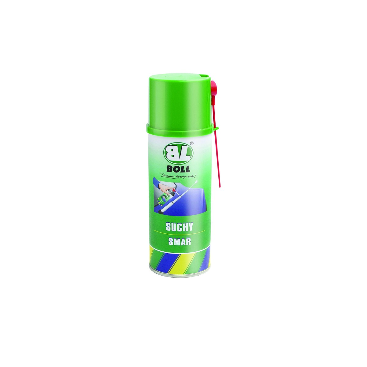 BOLL smar suchy - spray 400 ml