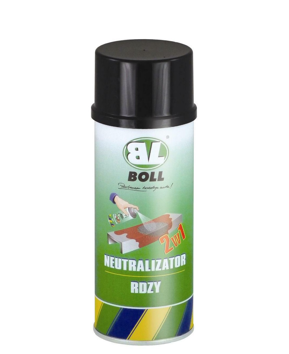 BOLL neutralizator rdzy - spray 400 ml