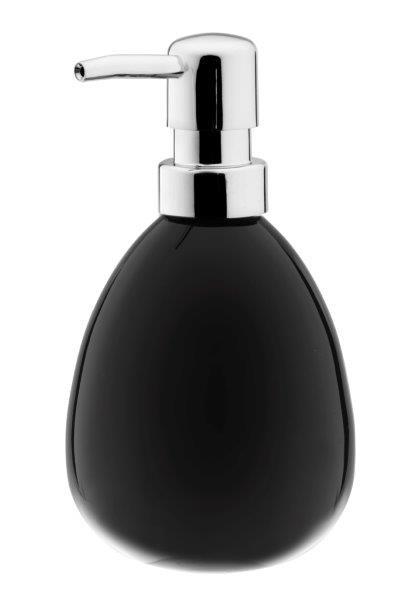 Młodzieńczy Dozownik do mydła ARTE czarny - agrodabest RX33