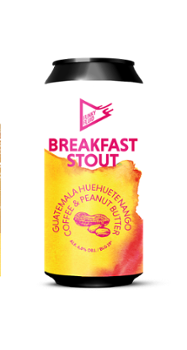 Funky Fluid Breakfast Stout Peanut