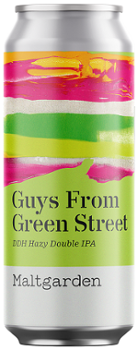 Maltgarden Guys From Green Street 500 ml