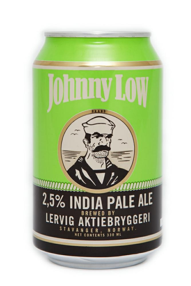 Lervig Johny Low 330 ml (puszka)