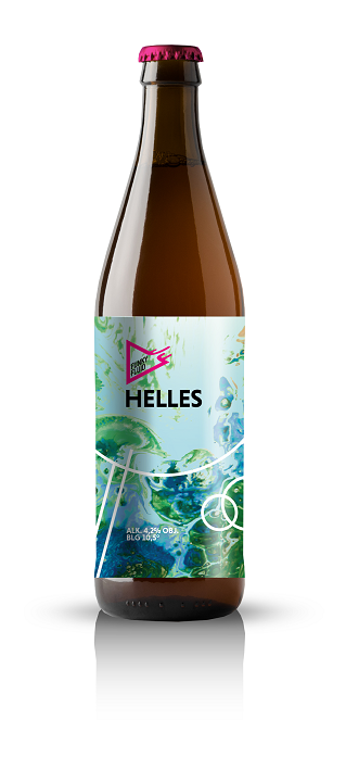Funky Fluid Helles 500 ml