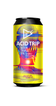 Funky Fluid Acid Trip 500 ml (puszka)