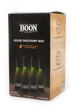 Boon Oude Gueuze VAT Discovery Box 4x375