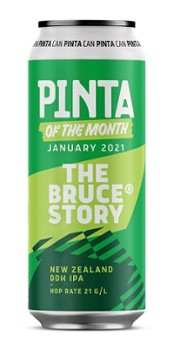 PINTA The Bruce Story 500 ml (puszka)