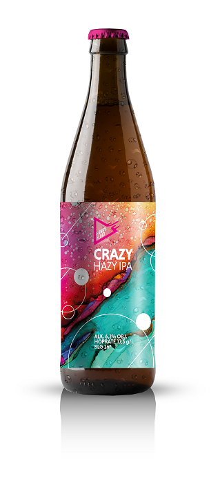 Funky Fluid Crazy Hazy 500 ml
