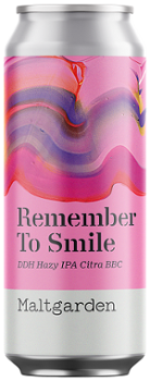 Maltgarden Remember To Smile 500 ml