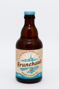 Brunehaut White Bio Gluten Free 330 ml