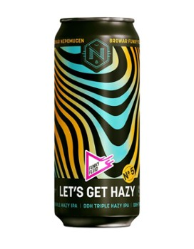 Funky Fluid Let`s Get Hazy Vol.5 500 ml