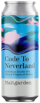 Maltgarden Code To Neverland 500 ml