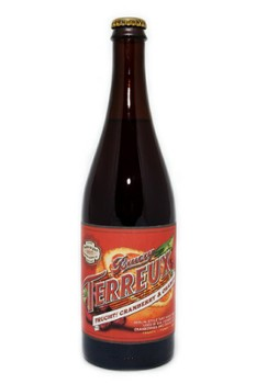 The Bruery Terreux Frucht: Cranberry &