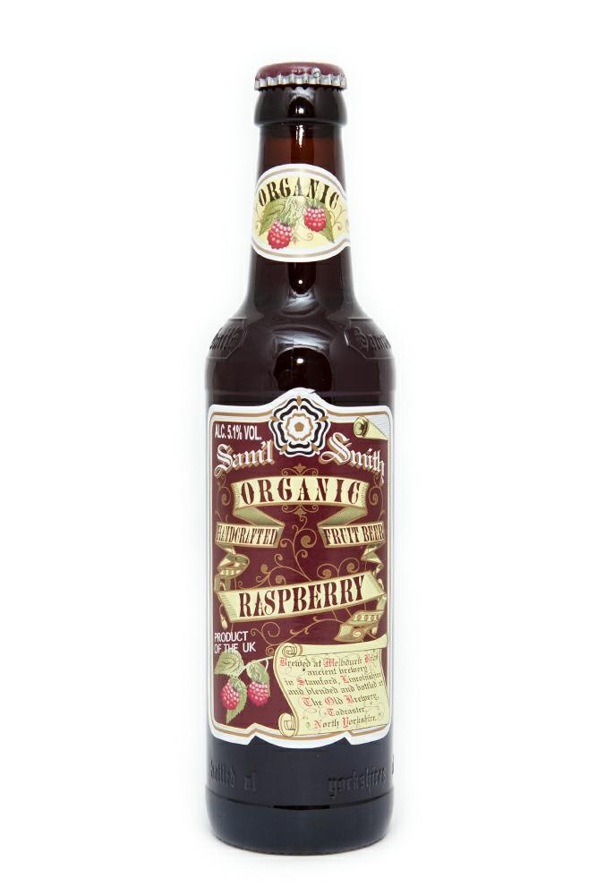Samuel Smith Organic Rapsberry Fruit