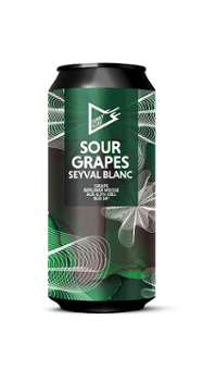 Funky Fluid Sour Grapes Seyval 500 ml