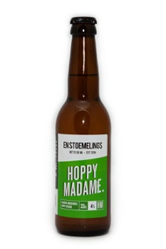 En Stoemelings Hoppy Madame 330 ml