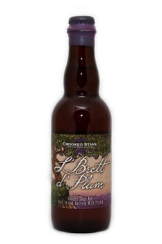 Crooked Stave L`Brett D`Plum 2013 375 ml