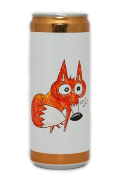 Brewski What Does The Fox Say? IPA