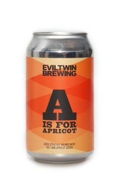 Evil Twin A is for Apricot 355 ml