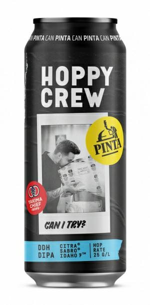 PINTA Hoppy Crew #1 500 ml