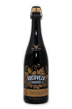 Stone Xocoveza Charred 2016 500 ml