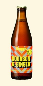 Dugges Bourbon & Ginger 330 ml