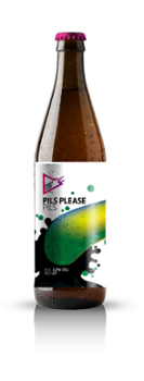 Funky Fluid Pils Please 500 ml