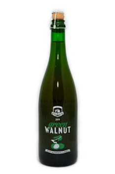 Oud Beersel Green Walnut 2019 750 ml