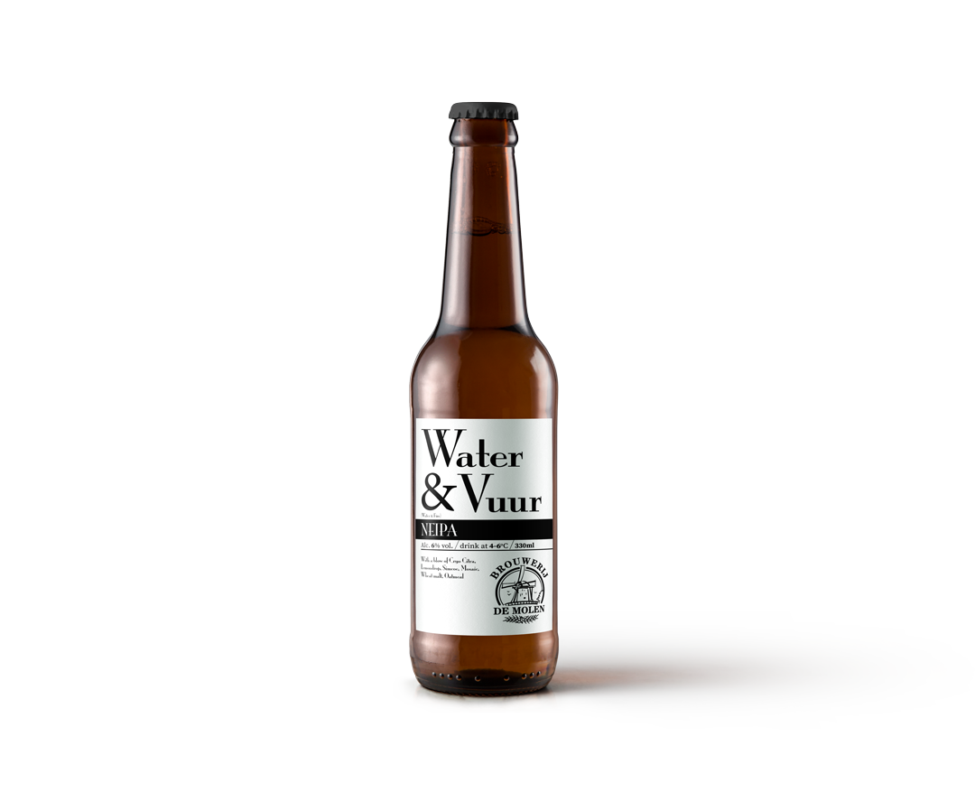 De Molen Water & Vuur 330 ml