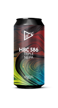 Funky Fluid HBC 586 TRIPLE NEIPA 500 ml
