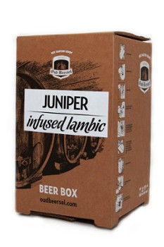 Oud Beersel Beer Box Juniper Infused