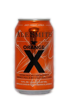 AleSmith Orange X 355 ml