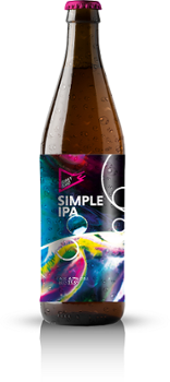 Funky Fluid Simple IPA 500 ml