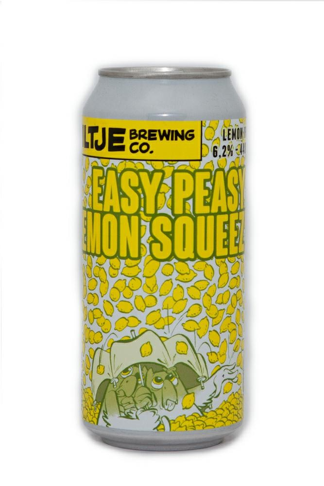 Uiltje Easy Peasy Lemon Squeezy 440 ml