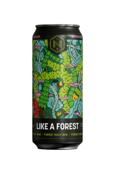 Nepomucen Like a Forest 500 ml (puszka)