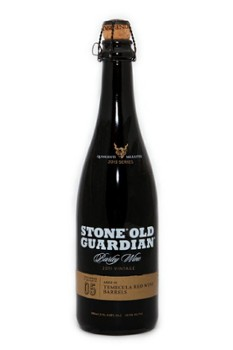 Stone Old Guardian Red Wine BA 2011
