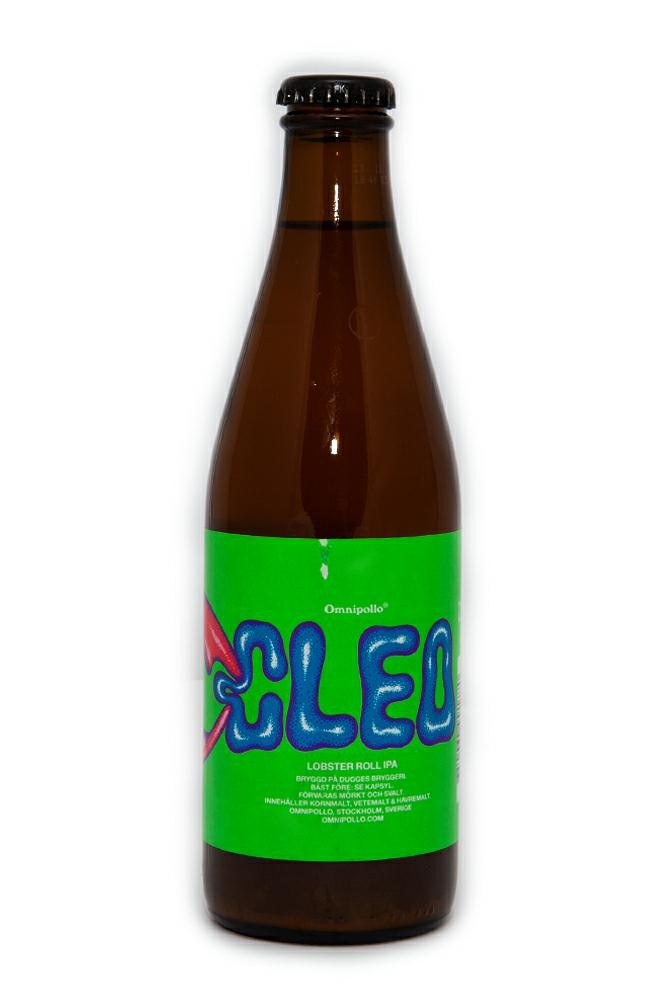 Omnipollo Cleo Lobster Roll 330 ml