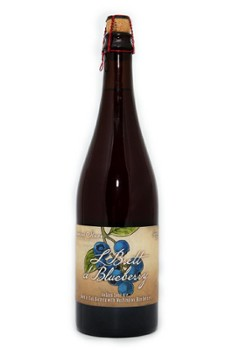 Crooked Stave L`Brett d`Blueberry 2016