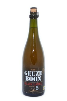 Boon Oude Gueuze Black Label N`5 750 ml