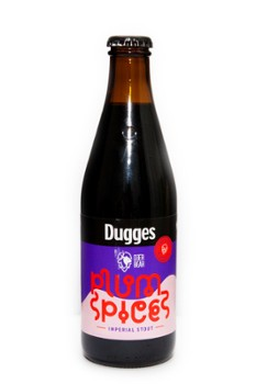 Deer Bear / Dugges Plum Spices 330 ml
