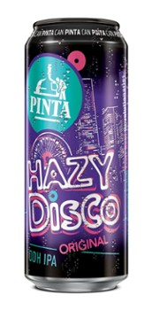 PINTA Hazy Disco Original 500 ml