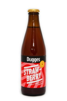 Dugges Strawberry 330 ml