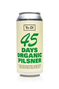 ToOl 45 Days Organic Pilsner 440 ml