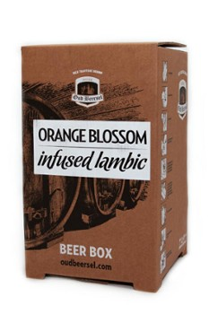 Oud Beersel Beer Box Lambic Orange