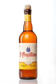 St Feuillien Blonde 750 ml