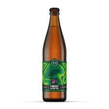 Funky Fluid Forest in The Fog 500 ml