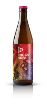 Funky Fluid HBC 522 NEIPA 500 ml
