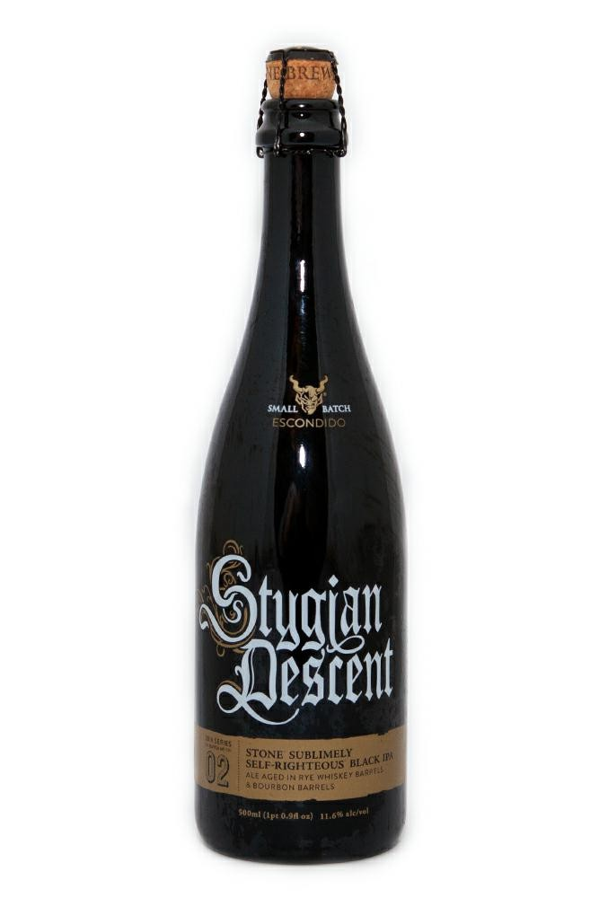 Stone Stygian Descent 2016 500 ml