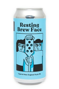 Mikkeller Resting Brew Face 440ml
